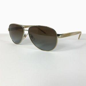 Polarized Ralph Lauren aviator sunglasses